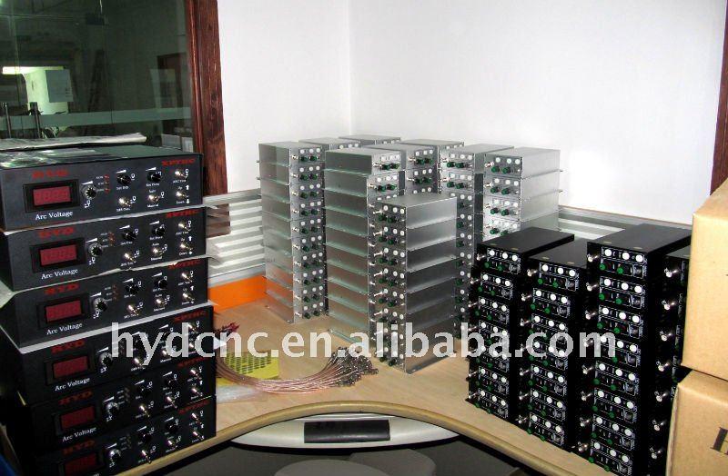 capacitive height sensor, capacitive torch height controller