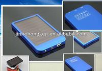 Зарядное устройство для мобильных телефонов 2600mah Universal portable solar mobile phone charger