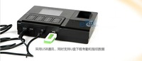 fast shipping Promotion Fingerprint Time attendance TFT TCP/IP Time Recorder