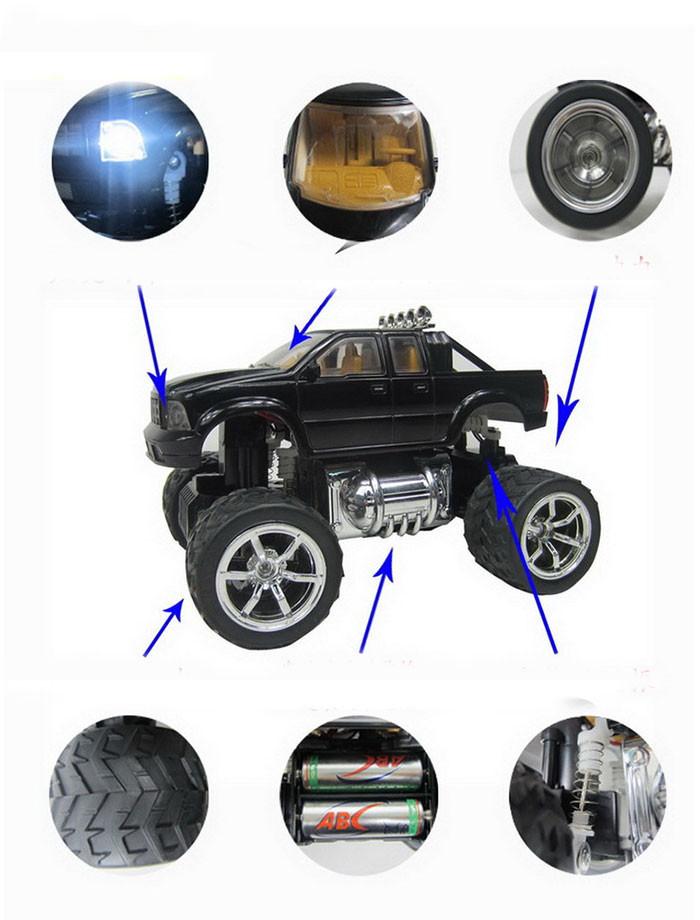 Машина на радиоуправлении KNY KAVIN HT281