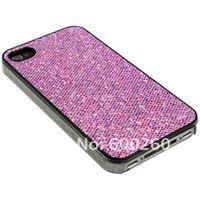 Чехол для для мобильных телефонов Bling Rubber Hard Case Cover+Guard for iPhone 4 4G#8224