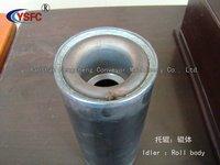 Материал частей подъемно-транспортного оборудования
