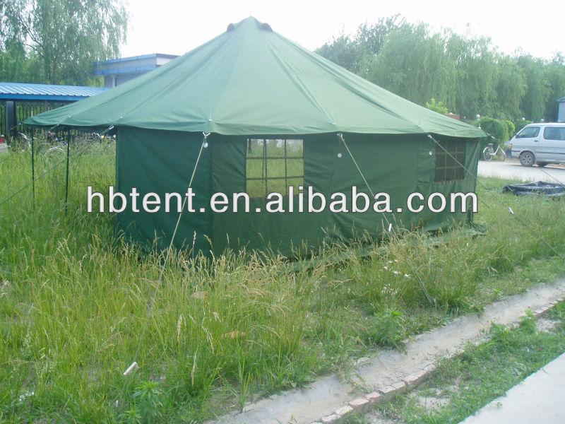 Central pólo exército barraca militar barraca de acampamento - comprar barraca de acampamento, Lona da barraca de acampamento, Acampamento ao ar livre tenda produto