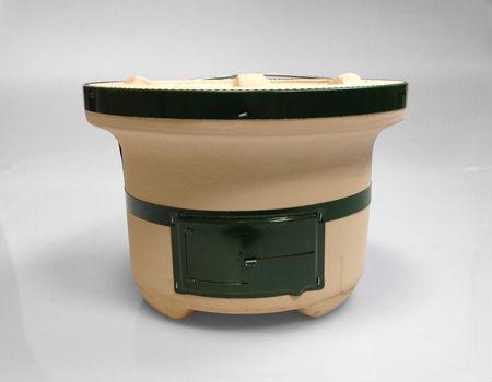 Japanese ceramic bbq brazier shichirin hibachi buy japanese ceramic