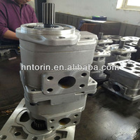 Насос 07446-66104 Hydraulic Pump, Oil Transfer Gear Pump For D150, D155, D455