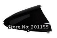 Windscreen Windshield For Blac 2005-2008  ZX6R ZX636