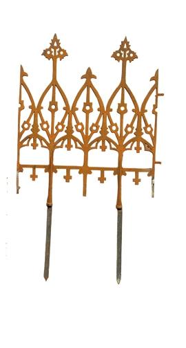 cast iron park lattice