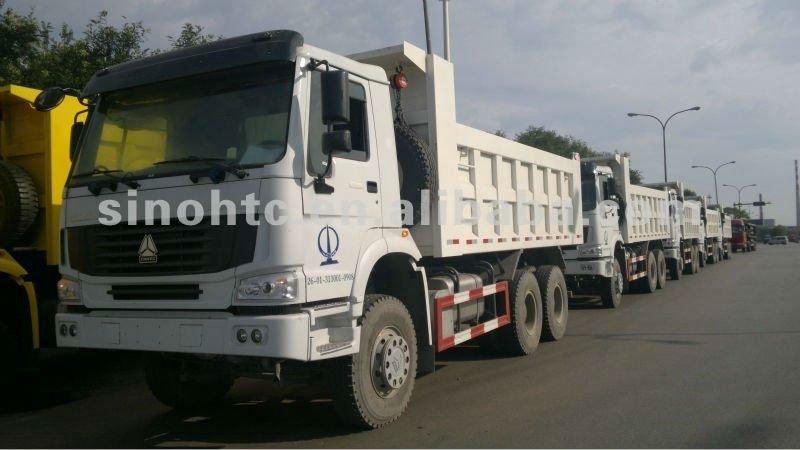 Tipper Howo Truck Nigeria
