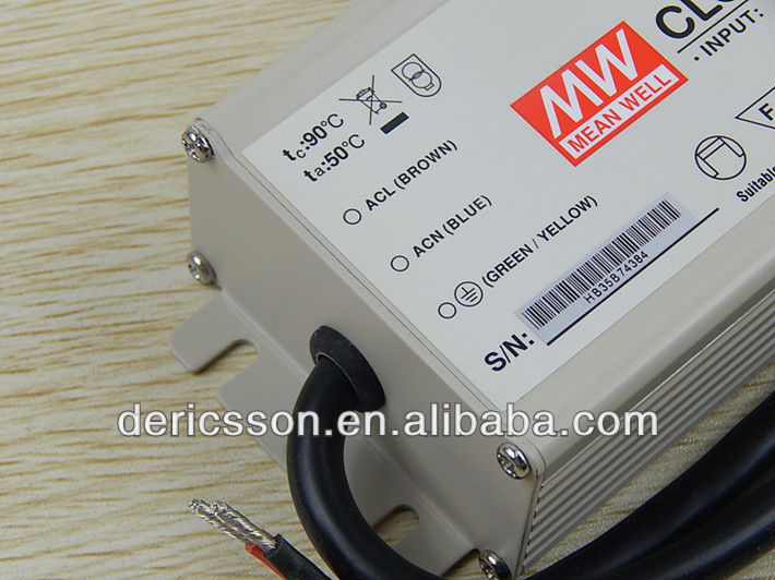 MEAN WELL Adjustable UL CUL LED Driver 132W 12V CLG-150-12A