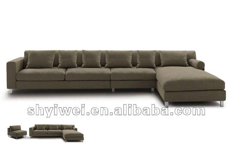 Últimas Tela Reclinable Moderno Sofá Muebles/Diseños de Conjunto ...