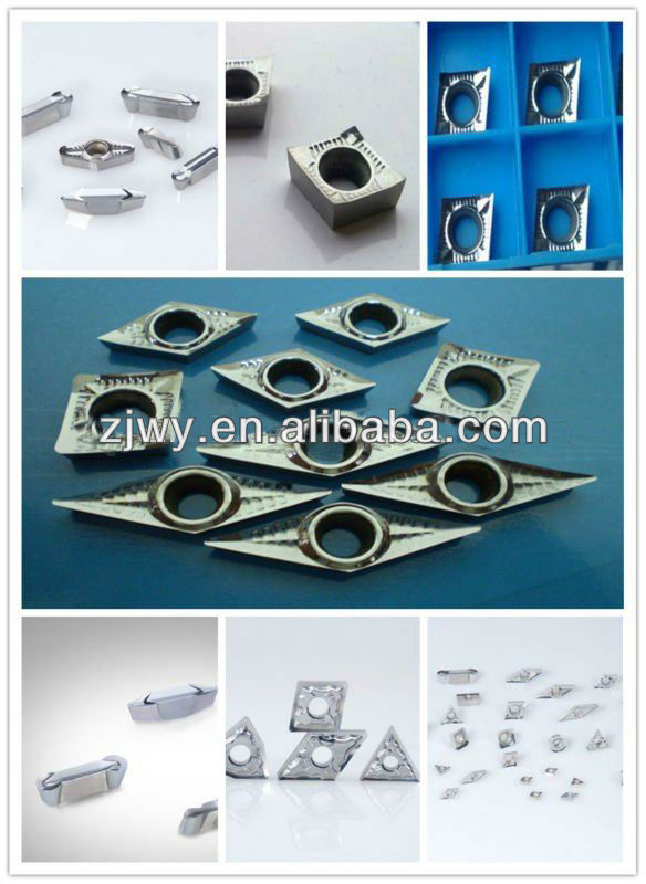CNC Tungsten Carbide Cutting Insert
