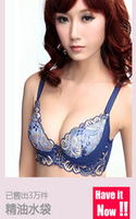 Бюстгальтер 2013 Self Adhesive Silicone Nude Strapless Bra Invisible Seamless Push Up Finalize The Design Bra