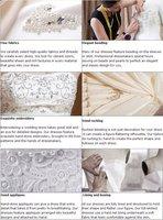 Свадебные платья новинка стандартный комплект поставки