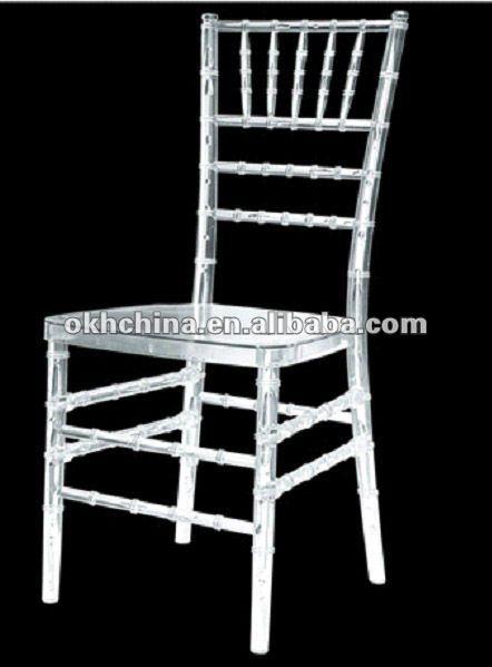 Chivari Chair / Tiffany Chair - iron/aluminium