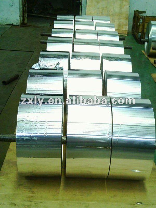 8011 H22/H24 aluminum container foil