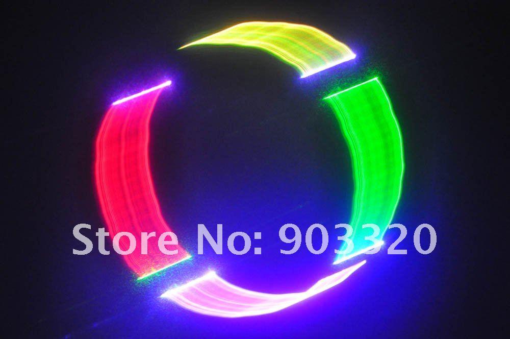 Купить Freeshipping 1 Вт RGB Полный Цвет Анимации Лазерного Излучения с Новым Version2.3 ишо СИСТЕМЫ, Лазерное Шоу