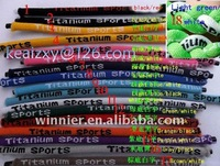 Free shipping (100pcs/lot) Titanium bracelet,fashion bracelet,mixed colors and mix size