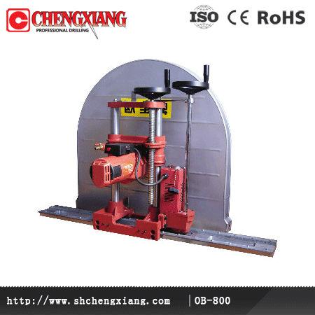 OUBAO OB-1000 420mm cutting depth concrete road cutter