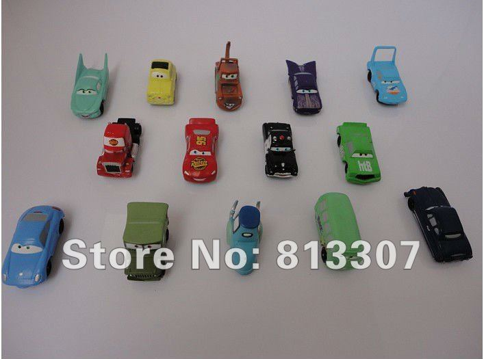 Pixar car 14pcs 1