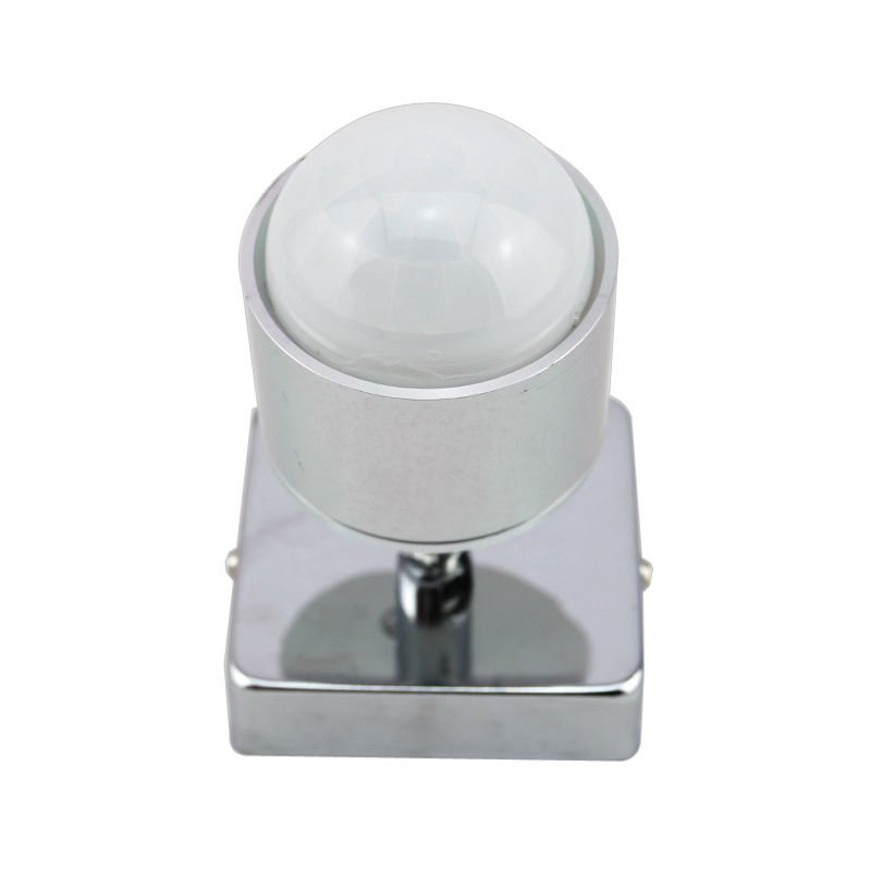 Rotation Angle Freely Modern design auto energy saving Human sensor lamps.