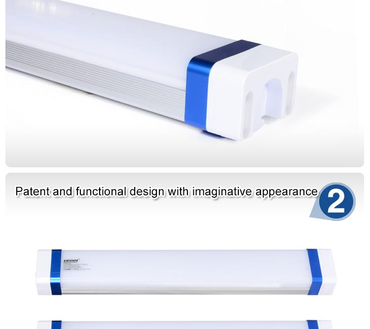 New High Quality 30W IP66 LED Tri-proof Light led waterproof led ring light
