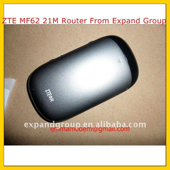 ZTE MF62 WiFi hotspot 21.6Mbps