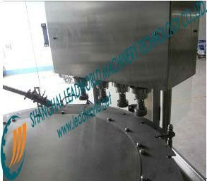milk pouch filling and sealing machine
