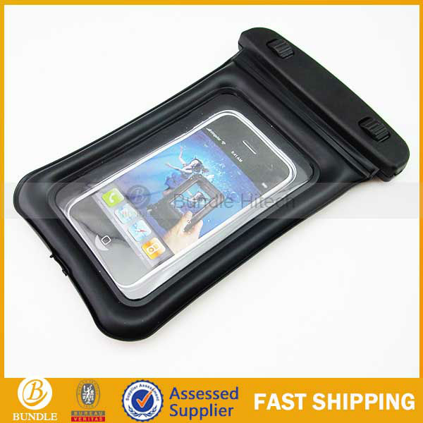 NEW diving waterproof for iphone bag, promotional price pvc waterproof bag for iphone, mobile phone waterproof bag