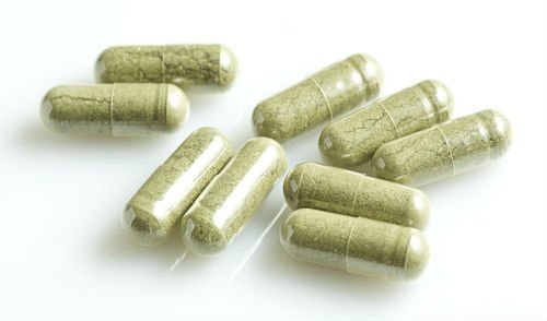 Pure Green Coffee Bean Extract Weight Loss Capsules