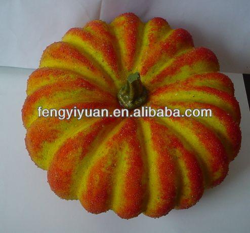 Fengyiyuan Promotional artificial foam pumpkin
