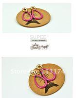 Серьги висячие Ship Supee Brand Inlaid Austria Rhinestone Long Earring New Fashion Resin Big Danglers Girl's Gift 18KGP Drop