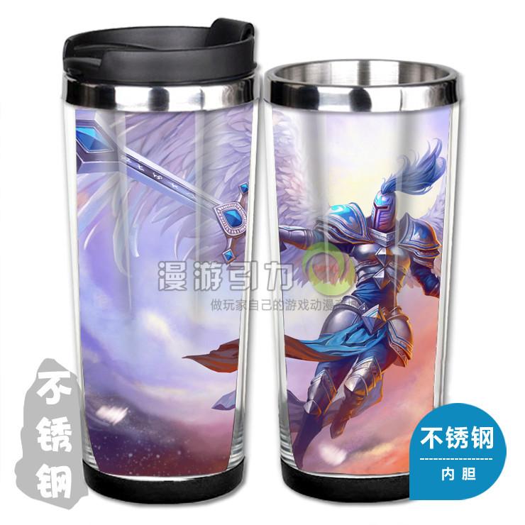 Бутылка для воды Coffee cup LOL Judicator 7 UZ2