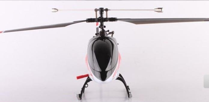 Recommend!!! Free shipping Best Quality 2012 New Design FX059 4CH 2.4G Single Propeller RC Helicopter Same DH 9116 9100