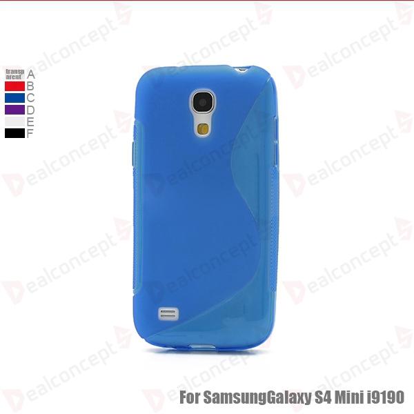 High quantity tpu case for samsung s line soft tpu case for samsung s4 mini