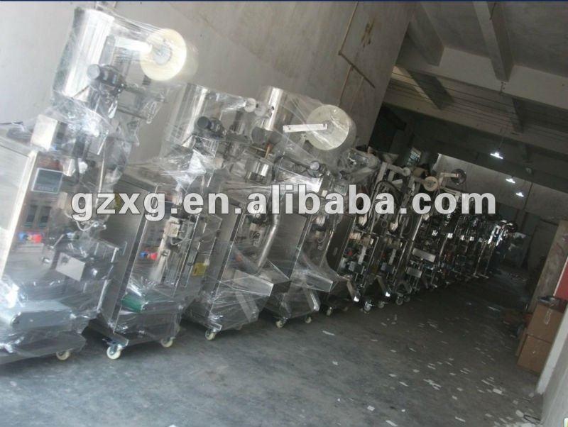 Automatic sachet granule packaging machine small packs