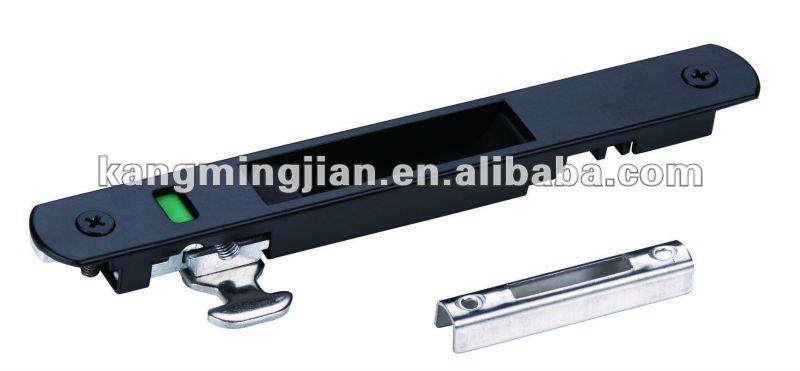 Cierre puertas aluminio correderas materiales de for Cerraduras para puertas de aluminio