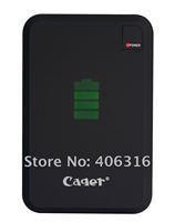 Батарея для мобильных телефонов by Singapore Post! 7200mAh Mobile Power Universal External Battery Pack And Charger 2 USB Port