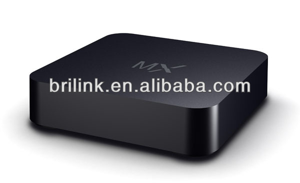 Amlogic Dual Core XBMC Android Smart TV Box Android 4.2 1G RAM 8G ROM with CE and FCC
