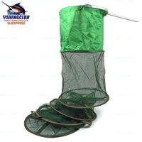 10 off per $100 fishing net new 2012 hot selling fishing nets, floding net, creel, fishing tackle YH10