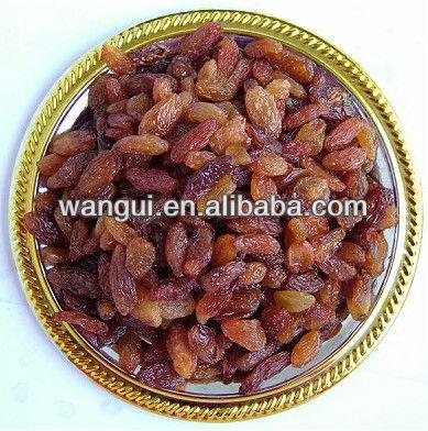 Dried Grape Fruits