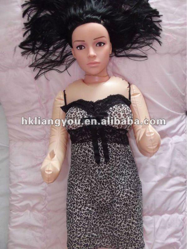Real boneca do amor cheio de silicone inflável buceta vibrador vibrador sexo boneca GFM-1023A-1