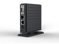 IP01 asterisk IP voip sip pbx  main box support 1FXO/FXS   SIP/IAX2 20 concurrent calls uClinux IVR menu SSH access Elastix