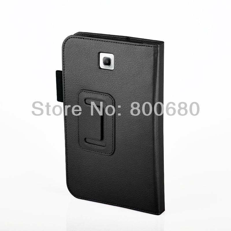 Galaxy Tab 3 7.0 P3200 Stand case Black (03)