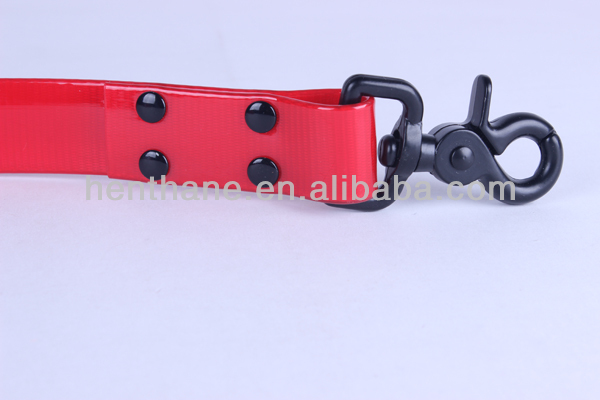 New Design Personalized Dog Leash with Poop Bags