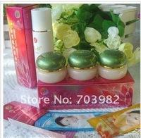 Дневной увлажняющий крем для лица YiQi Beauty Whitening 2+1 Effective In 7 Days +facial cleanser