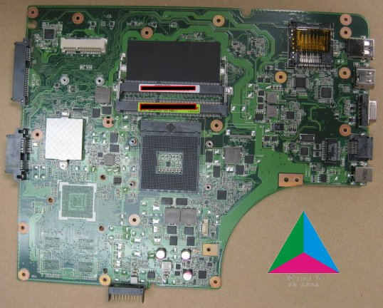 K53SD K53E P53E K53SC K53SV laptop motherboard for asus  intel i3 i5 cpu shenzhen tested and work well