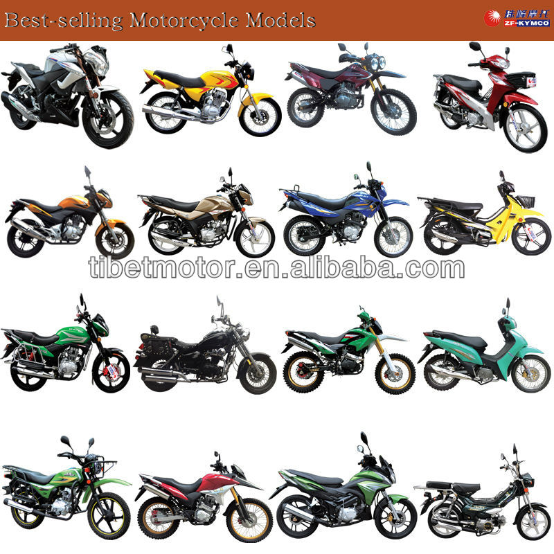 Sport new cheap price of motorcycles in china(ZF125-2A)