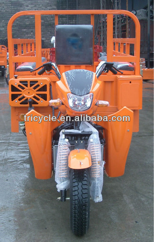 200cc Heavy Loading Cargo Three Wheel Motorcycle Made in China