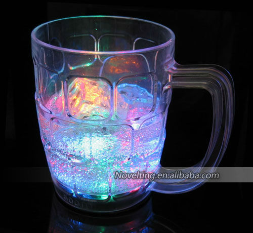 party decorations LED Ice Cubes for Night Club Event