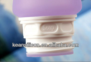 Pet Food Container Airtight Silicone Bottles